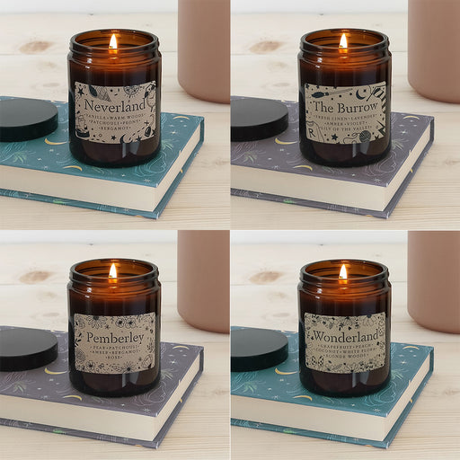 Literary Location Candle Pre-Order