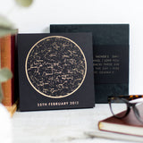 Personalised Star Map Block