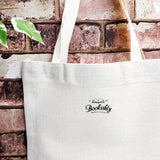 Literary 'Tea Large Enough' Tote Bag