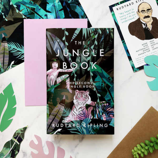 The Jungle Book - The Past Bookishly Crate