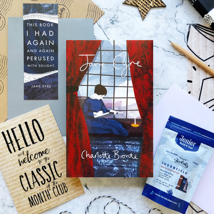 Classic of the Month Club Book Subscription Past Month | Jane Eyre