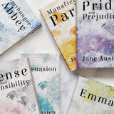 Complete Jane Austen Collection  - Six Month Book Club Subscription