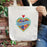 Romeo and Juliet Cotton Tote Bags