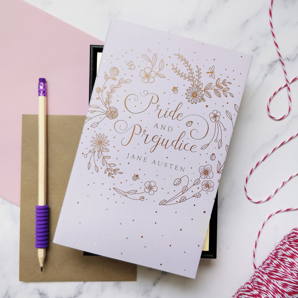 Pride & Prejudice - The Past Bookishly Crate