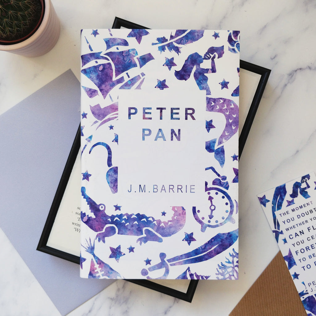 Peter Pan Crate Gift Ideas for Book Lovers