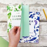 Two Bookish Notebooks 'Peter Pan' & 'The Secret Garden'