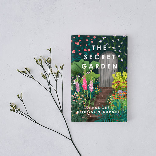 September's Classic Book Crate is themed around The Secret Garden by Frances Hodgson Burnett.