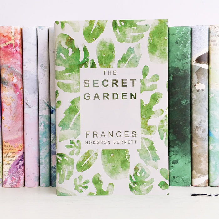 Frances Hodgson Burnett's Secret Garden Exclusive Cover For Book Lovers