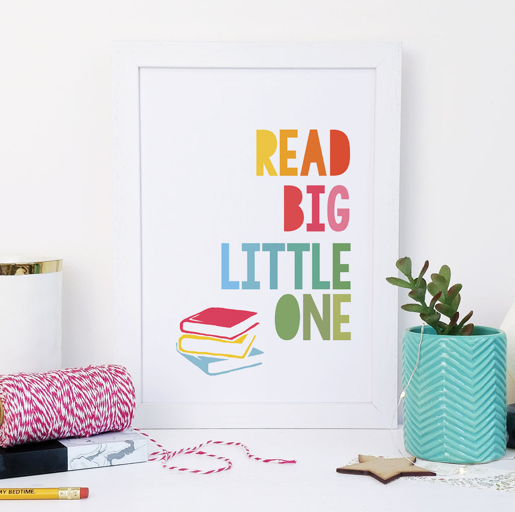Read Big, Little One\