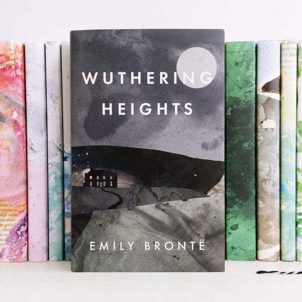 Emily Bronte's Wuthering Heights Exclusive Cover for Book Lovers