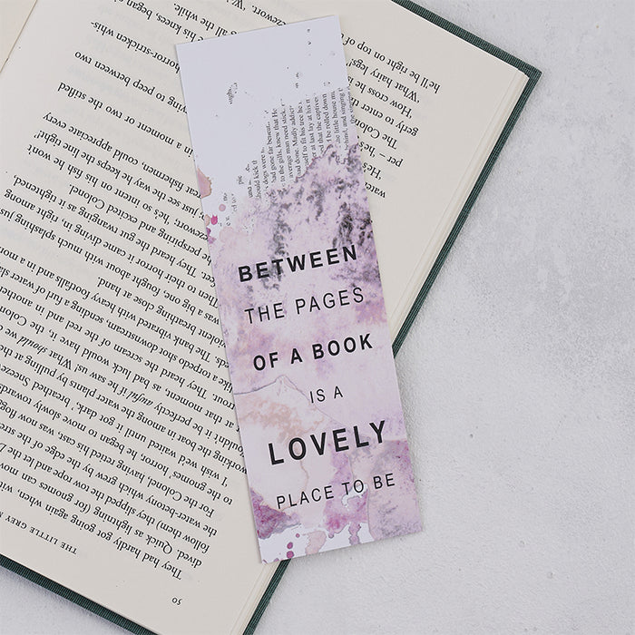 Book Lover Bookmark Bundle - Five Pack