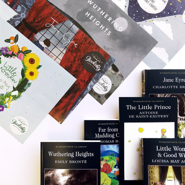 Your Choice of Classic Book and Hot Drink Letterbox Gift