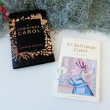 'A Christmas Carol' By Charles Dickens With Exclusive Foiled Bookishly Cover
