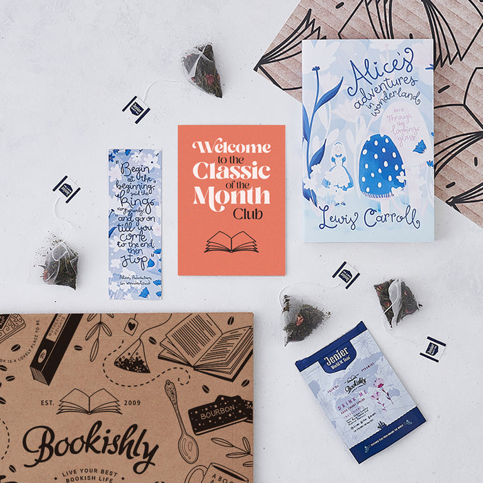 Classic of the Month Club Book Subscription