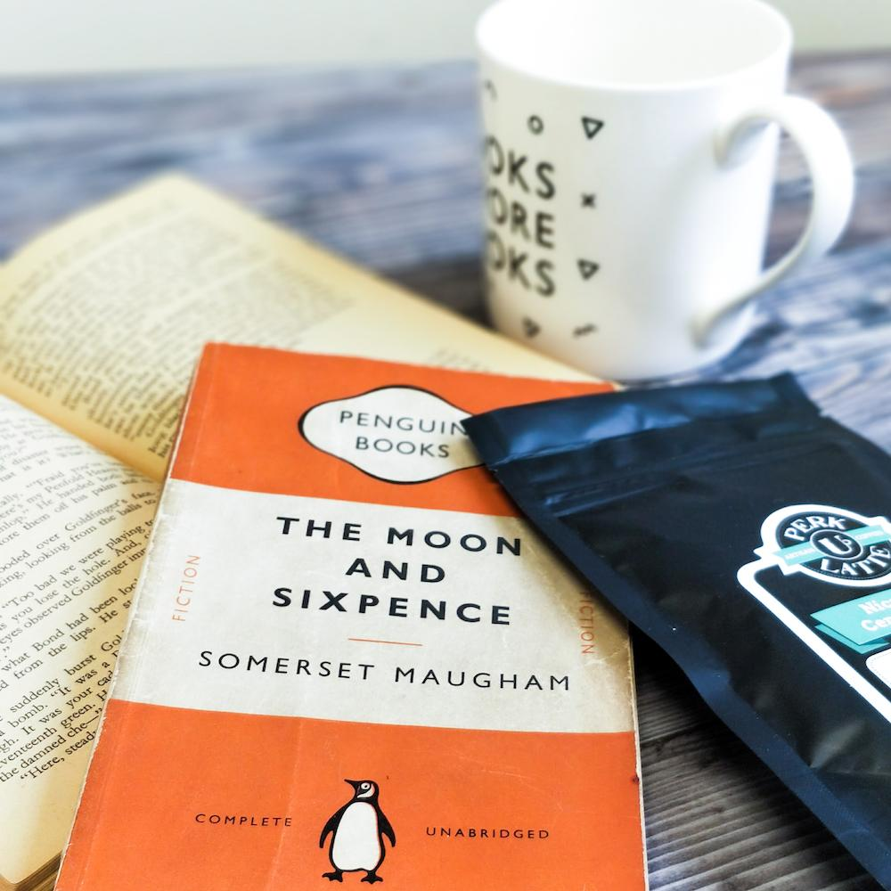 Coffee and Book Club Subscription