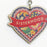 Sisterhood Heart Keyring - Keychain For Her
