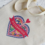 Sisterhood Tote Bag - The Perfect Best Friend Gift