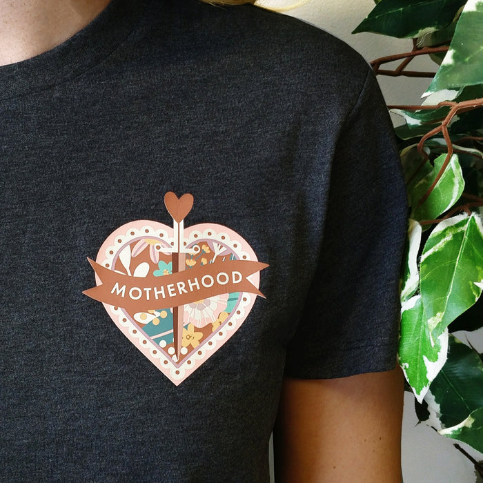 Motherhood T Shirt - Mum T Shirt