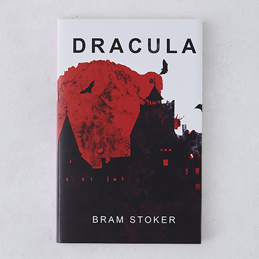 Dracula front cover - Dracula by Bram Stoker - beautiful editions of classic books