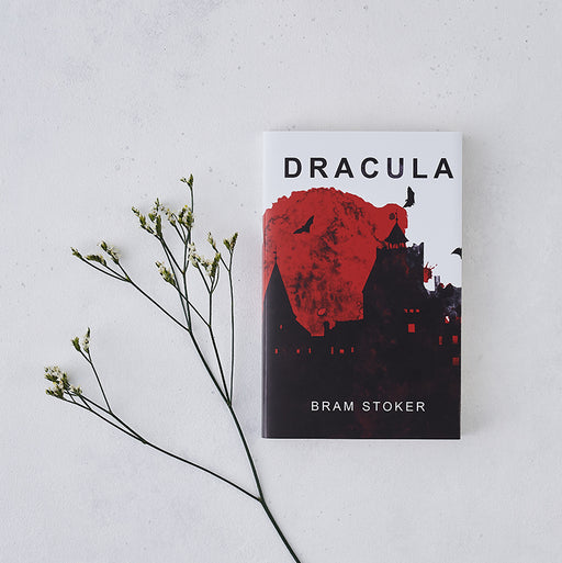 'Dracula' By Bram Stoker With Exclusive Bookishly Cover
