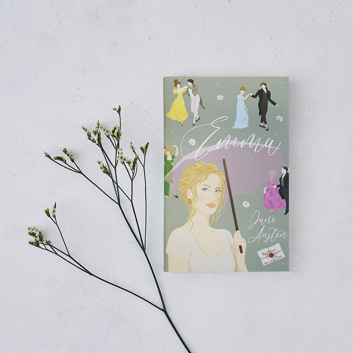 Emma by Jane Austen - Past Classic Book Crate