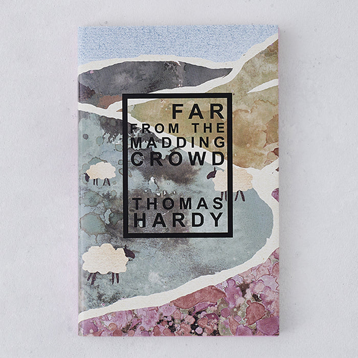 Far From the Madding Crowd front cover - Far From the Madding Crowd by Thomas Hardy