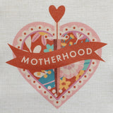 Motherhood Tote Bag - The Perfect New Mum Gift