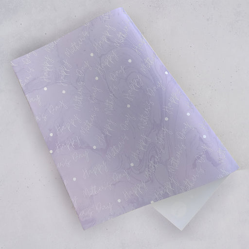 Five Wrapping Paper Sheets - Mother's Day Wrapping Paper