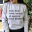 Fictional Girl Gang Sweatshirt with Strong Female Characters in Books
