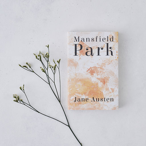 Mansfield Park by Jane Austen with Exclusive Bookishly Cover