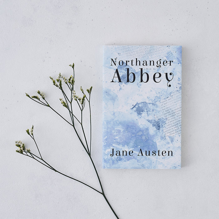 Northanger Abbey by Jane Austen with Exclusive Bookishly Cover