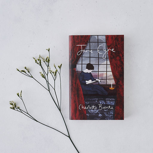 Jane Eyre By Charlotte Brontë With Exclusive Bookishly Cover