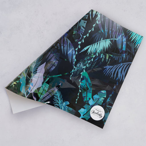 Five Wrapping Paper Sheets - Botanical Wrapping Paper