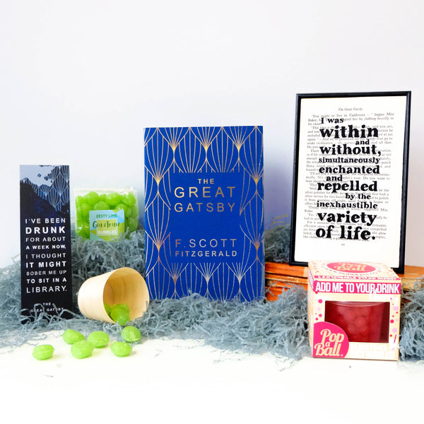 The Bookishly Crate - The Great Gatsby Special Edition