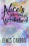 'Alice in Wonderland' By Lewis Carroll With Exclusive Bookishly Cover