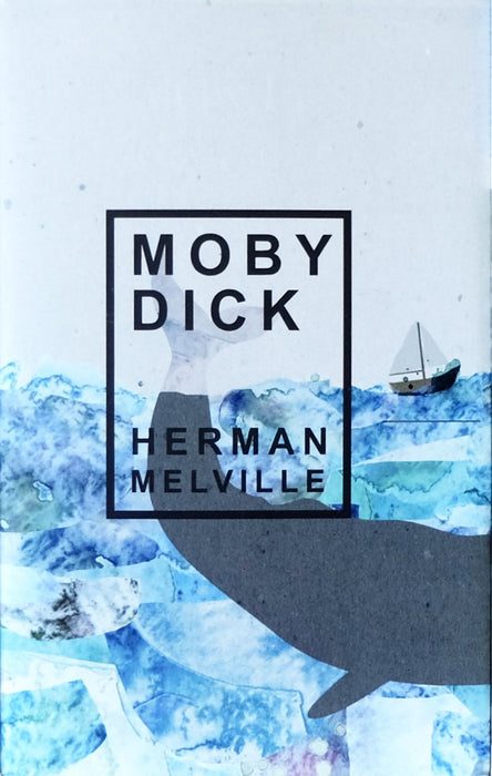 'Moby Dick' By Herman Melville With Exclusive Bookishly Cover