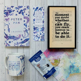 Peter Pan - The Past Bookishly Crate