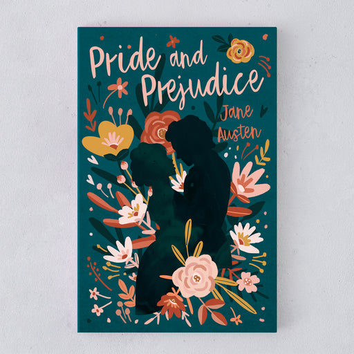 Pride and Prejudice front cover - Pride and Prejudice by Jane Austen - beautiful editions of classic books