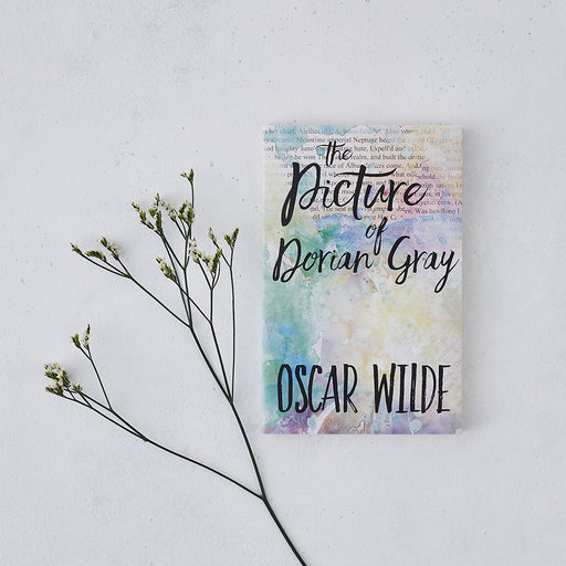 'The Picture Of Dorian Gray' By Oscar Wilde With Exclusive Bookishly Cover
