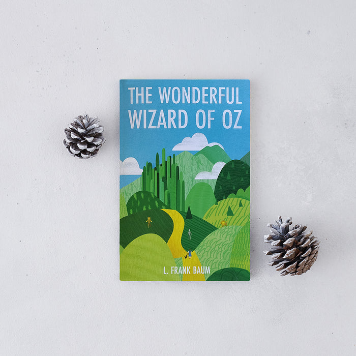 The Wonderful Wizard of Oz - Past Classic Book Crate