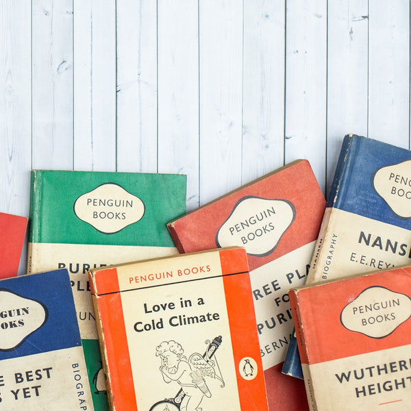 Vintage Penguin Mini Library