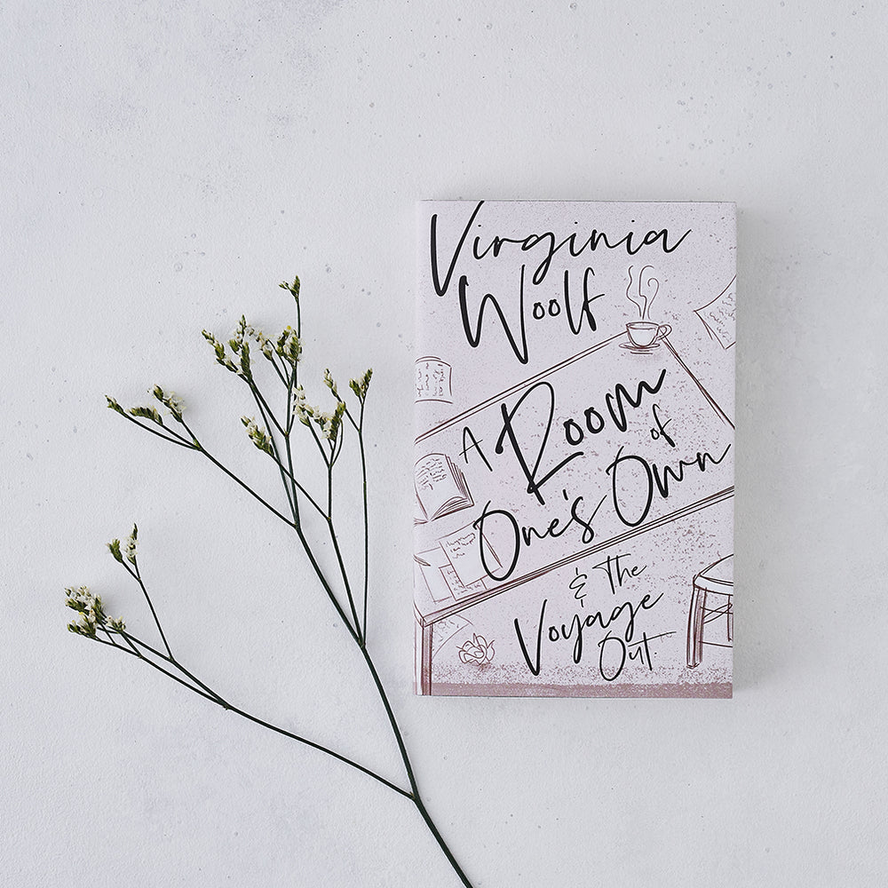 A Room of One's Own by Virginia Woolf - Bookishly Edition