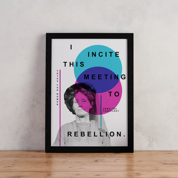 Suffragette Quote Posters | Votes for Women