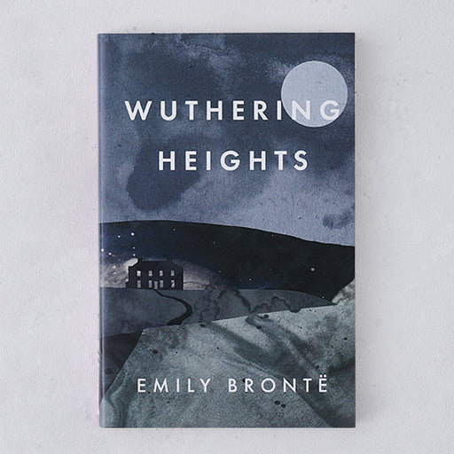 Wuthering Heights front cover - Wuthering Heights by Emily Bronte - beautiful editions of classic books