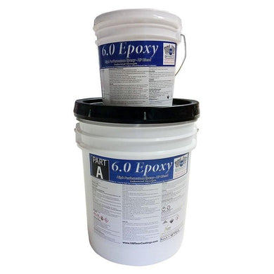 6.0 High Performance Epoxy - Epoxy Unlimited