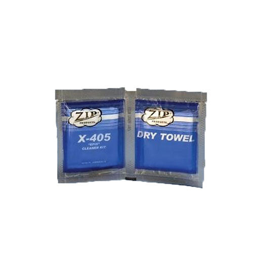 Zip Chem - Calla X 405 Aircraft  Glass & Transparency Cleaner Wipes | 001938