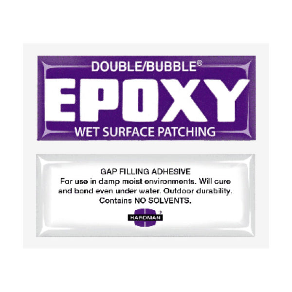 Double Bubble- Purple Wet Surface patch Epoxy | 04003
