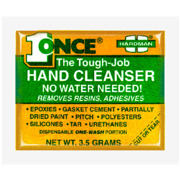 Double Bubble- Grn/Ylw Once-Hand Cleaner| 04040