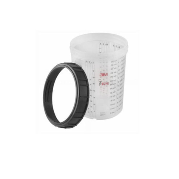 3M - Paint Prep Mixing Cup and Collar, Large | 051131-16023