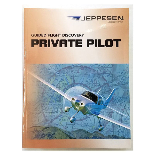 Jeppesen - Private Pilot Textbook | 10001360 | JS314500
